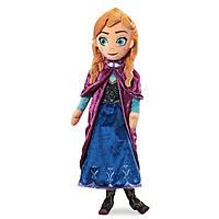 """Мягкая кукла Принцесса Анна 51 см.""""Холодное сердце""""Frozen Дисней/Disney 1233000442279P"""
