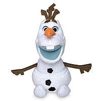 """Мягкая игрушка Снеговик Олаф 20 см. """"Холодное сердце"""" Дисней/Disney"""