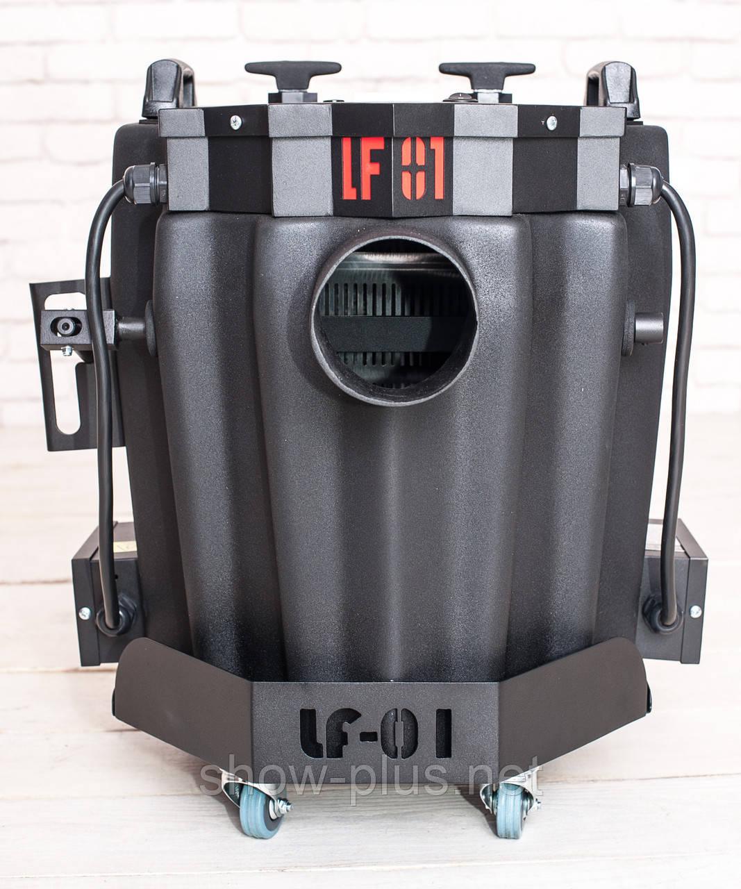 Генератор тяжелого низкого дыма SHOWplus LF-01 Second Edition