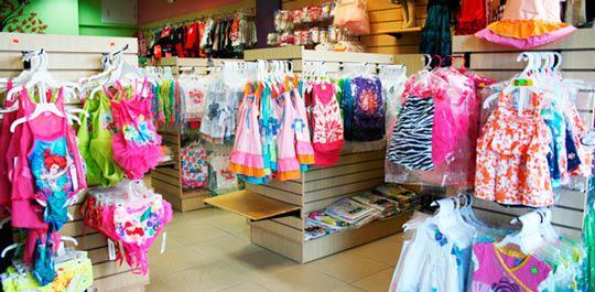 Интернет магазине детской одежды оптом в Одессе