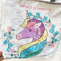 Женская сумка с пайетками , фото 1