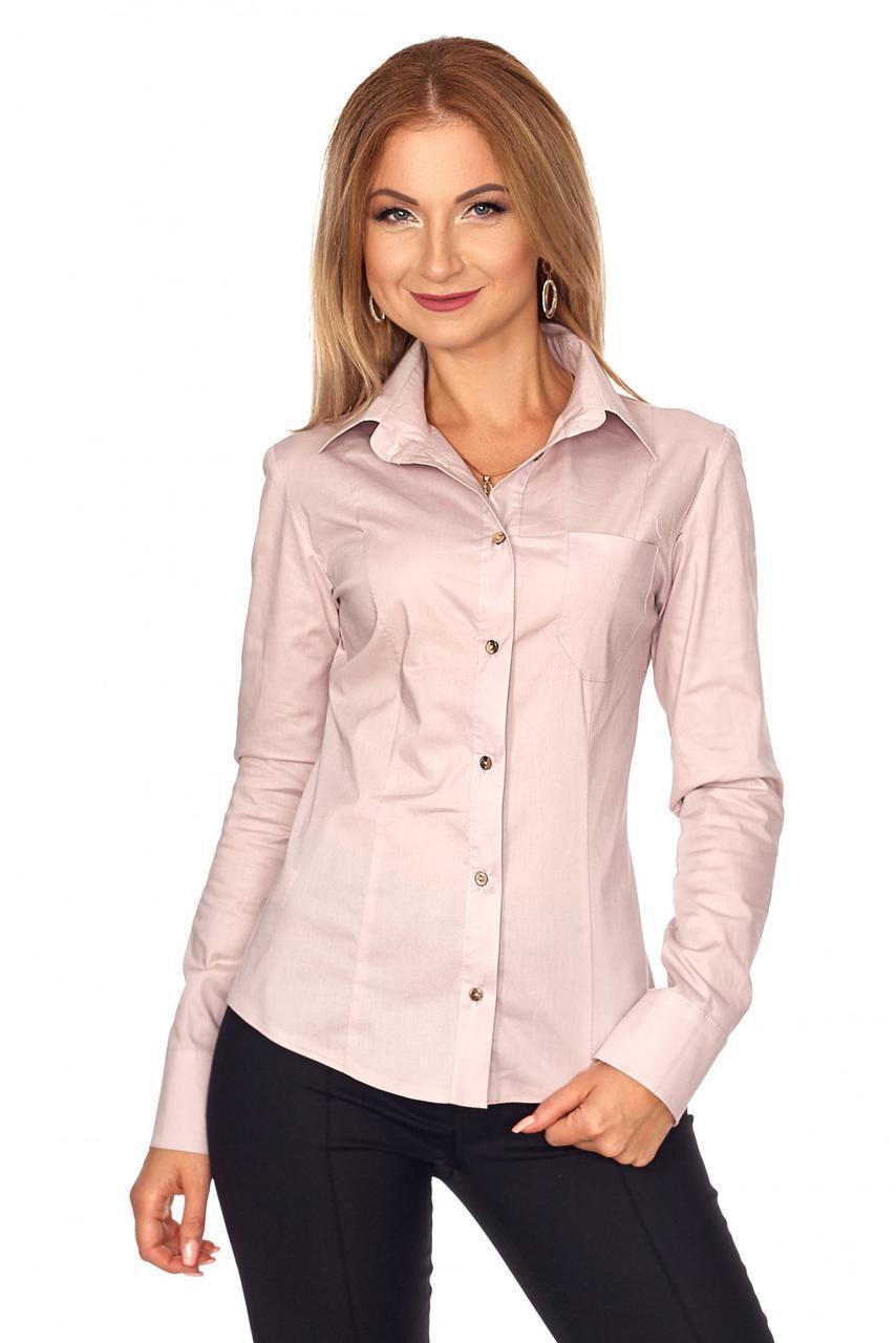 Сорочка рожевого кольору 429