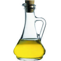 Кувшин для масла/уксуса с пробкой Pasabahce Olivia 260мл (арт. 80108)