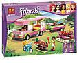 """Конструктор Bela Friends 10168 """"Оливия и домик на колёсах"""" (аналог LEGO Friends 3184), 309 дет, фото 2"""