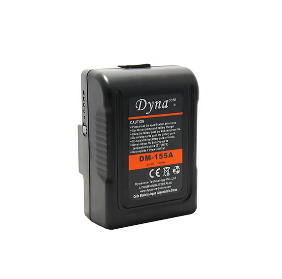 Аккумуляторная батарея Dynacore GOLD MOUNT MINI BATTERY 155Wh (DM-155A)
