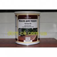 Террасное масло Terrace oil  Borma Wachs , 1л