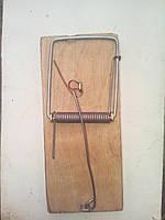 Мышеловка деревянная малая