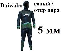 Гидрокостюм для подводной охоты XT Diving Pro Daiwabo 5 мм; голый / открытая пора