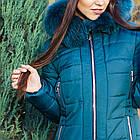 Теплое женское пальто сезона зима 2019 - (модель кт-317), фото 8