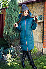Теплое женское пальто сезона зима 2019 - (модель кт-317), фото 6