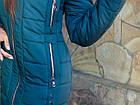Теплое женское пальто сезона зима 2019 - (модель кт-317), фото 7