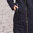 Теплое женское пальто сезона зима 2019 - (модель кт-317), фото 4