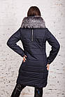 Теплое женское пальто сезона зима 2019 - (модель кт-317), фото 5
