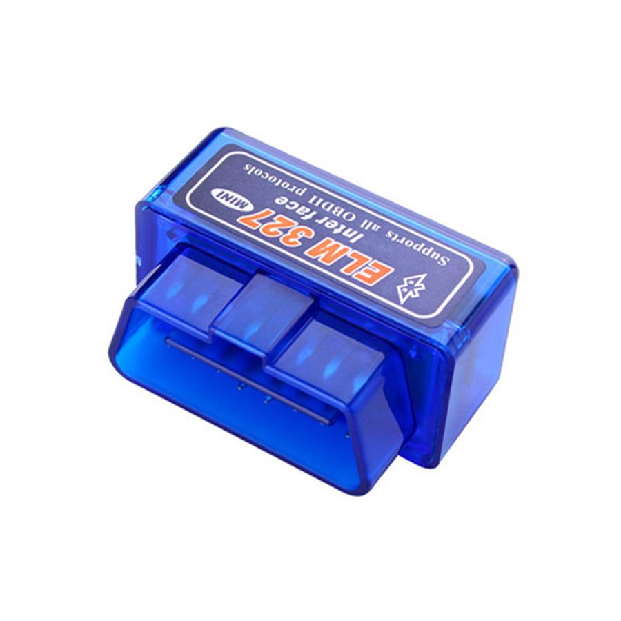 UltraМini ELM327 OBD-2 V1/5 сканер блютуз мини адаптер 1 плата PIC18F2
