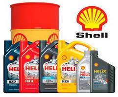 Моторні масла Shell