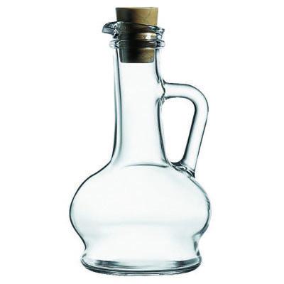 Кувшин для масла/уксуса с пробкой Pasabahce Olivia 260мл (арт. 80109)