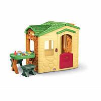 Игровой домик - ПИКНИК (с дверным звонком и аксессуарами, 160 х 94 х 121 см)