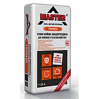 Клеевая смесь «Master Termol»  (25 кг)