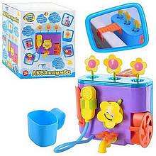 Развивающая игрушка для купания Акваклумба Limo Toy