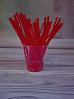 Палочки для кейк- попсов красные, 15 см