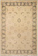 Афганский ковёр ручной работы с эффектом старения. Чуби. Шерсть. Размер 2700х1850мм.
