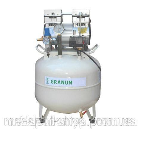 Компрессор безмаслянный Granum-100, фото 2