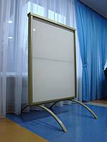 Изготовление нестандартных штендеров (мимоходов, спотыкачей), фото 1