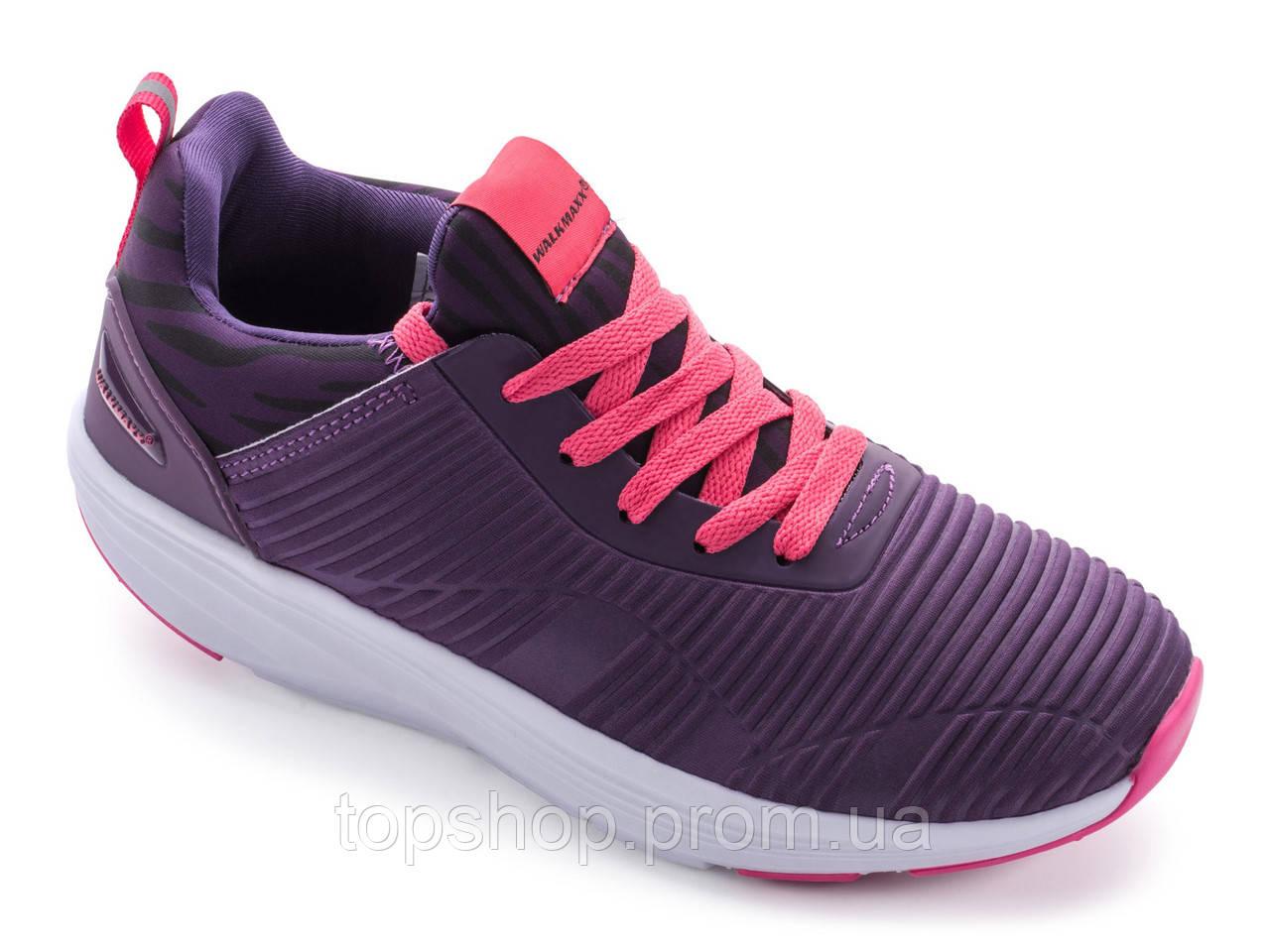 f5f872f58 Кроссовки Walkmaxx Comfort Athleisure 4.0 37 Пурпурный - TopShop - Товары с  TV. Официальный дистрибьютор