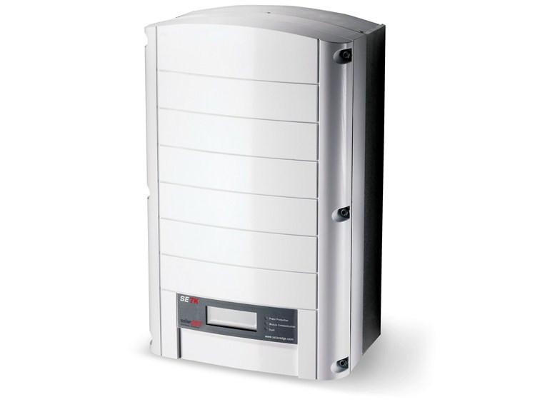 Инвертор для модулей с оптимизатором SE27.6k
