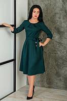 Женское платье миди, фото 1