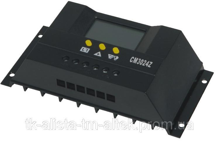 Контроллер заряда аккумуляторных батарей для солнечных модулей Altek ACM3024Z
