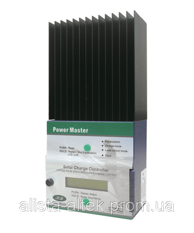 Контроллер заряда аккумуляторных батарей для солнечных модулей PM-SCC-60AP