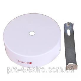 Аксессуары для трековых светильников EH-NKRP- 0002 Настенное крепление белое 20W и 30W  D:78mm H:30mm