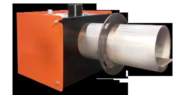 Пеллетная горелка LIBERATOR POWER 500, фото 1