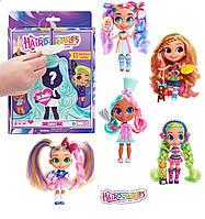 Куколка-СЮРПРИЗ Хэрдораблс с очаровательными волосами Hairdorables Just Play (USA)