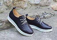 Женские туфли. Натуральная ягодная кожа. 1985