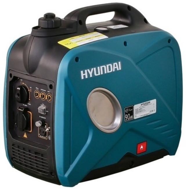 Инверторный бензогенератор HYUNDAI HY 200Si
