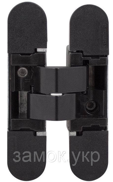 Скрытая петля Koblenz K1000 DXSX черный (Италия)