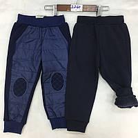 Детские утеплённые штаны для мальчиков оптом F&D