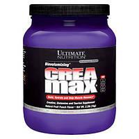Восстанавливающий Комплекс для Мышц, Фруктовый Пунш, Crea Max, Ultimate Nutrition, 1 кг (2,2 lb)