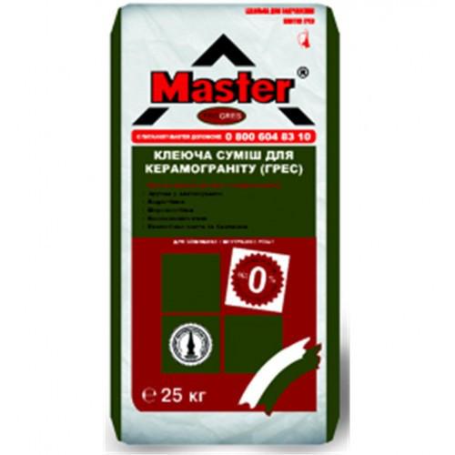 Смесь строительная сухая модифицированная «Master ProGres» (25 кг)