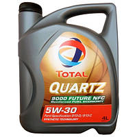 Масло моторное TOTAL QUARTZ 9000 Future NFC 5W-30 4л, 28045