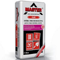 Смесь строительная сухая модифицированная «Master-Flex» (25 кг)