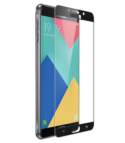 Защитное стекло 2.5 D для Samsung Galaxy A7 (2017 год)