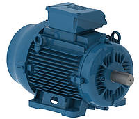 Асинхронный электродвигатель на лапах 4 кВт 3000 об/мин. 380 V  IE2