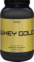 Протеин Whey Gold, Вкус Шоколада, Ultimate Nutrition, 2 фунта (907 гр)