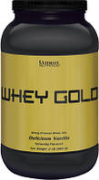 Протеин Whey Gold, Вкус Ванили, Ultimate Nutrition, 2 фунта (907 гр)