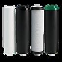 Комплект картриджей 1-2-3-4 Ecosoft для фильтра RObust PRO, фото 2