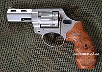 Револьвер под патрон Флобера STREAMER R2 (Сатин/кор.ручка), фото 1