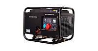 Трехфазный бензиновый генератор HYUNDAI Professional HY 7000SE-3 5 (5.5) кВт, фото 1